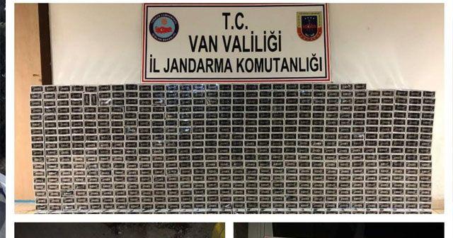 Van'da kaçakçılara göz açtırılmıyor