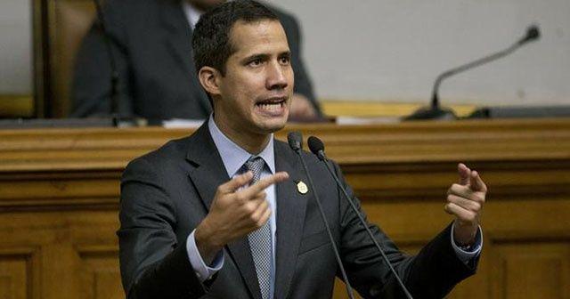 Venezuela'da Guaido'ya şok! Kamudan 15 yıl men cezası aldı