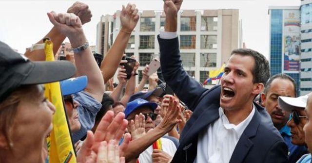 Venezuela muhalefeti cumartesi yine sokağa çıkıyor