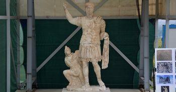 1906 yıllık heykel Denizli'de bulundu! Dünyada eşi benzeri yok