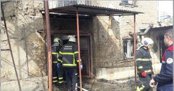 5 yaşındaki Bilal, evde çıkan yangında öldü