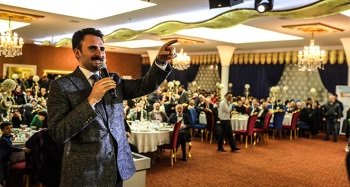 AK Parti Beylikdüzü Belediye Başkan Adayı Mustafa Necati Işık: 'Beylikdüzü'ne değer katacağız'