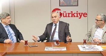 AK Parti Fatih Belediye Başkan adayı Ergün Turan: Fatih yeniden kadim olacak