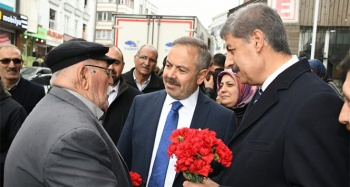 AK Parti İstanbul Milletvekili Halis Dalkılıç: 'Biz birlikte Türkiye'yiz'