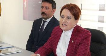 Akşener'den Erzurum'da Kars gafı