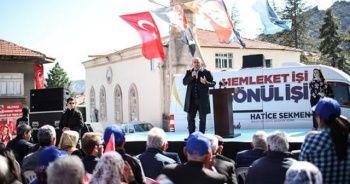 Bakan Çavuşoğlu: Atatürk'ün hedeflerine Türkiye'yi biz götürüyoruz