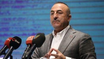 Bakan Çavuşoğlu'ndan Arap ülkelerine Golan Tepeleri tepkisi