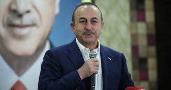 Bakan Çavuşoğlu'ndan Netanyahu'ya sert tepki