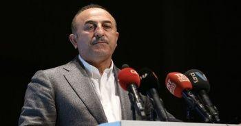 Bakan Çavuşoğlu, Singapur Dışişleri Bakanı Vivian Balakrishnan ile telefonla görüştü.