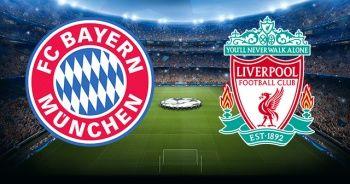 Bayern Münih Liverpool Şampiyonlar Ligi Maçı geniş özeti golleri izle! Bayern Münih Liverpool maçı kaç kaç bitti?