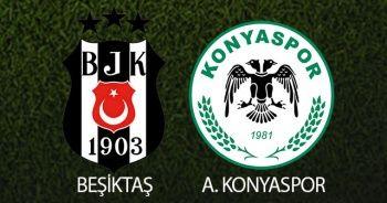 Beşiktaş - Konyaspor Maçı Geniş Özeti Golleri İZLE! BJK Konya Maç Golleri