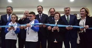 Binali Yıldırım ve Bakan Kasapoğlu Beykoz'da iki okul açtı