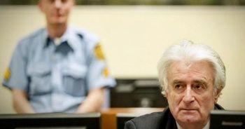 Bosna Kasabı Karadzic için ömür boyu hapis