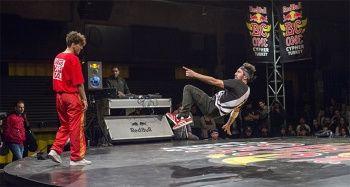 Breakdansçıların nefes kesen kapışması bu yıl Ankara'da gerçekleşiyor
