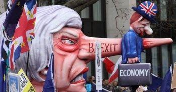 Brexit karşıtları Londra'da meydanlarda