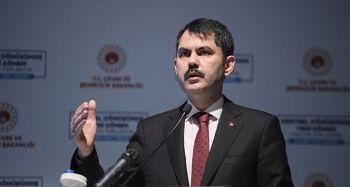 Çevre ve Şehircilik Bakanı Kurum: Cumhur İttifakı'nı ülkenin bekası üzerine kurduk