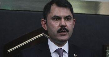 Çevre ve Şehircilik Bakanı Kurum: Sosyal konut projesine başvuru 450 bini aştı