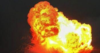 Çin'de patlama: 3 yaralı