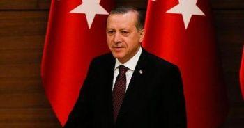 Cumhurbaşkanı Erdoğan, altın madalya alan sporcuları kutladı