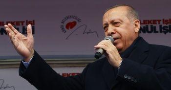 Cumhurbaşkanı Erdoğan, 'Bay Kemal, sen Kandil'in yandaşısın'
