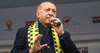 Cumhurbaşkanı Erdoğan'dan Akşener'e tepki: Avukatlarımı görevlendirdim