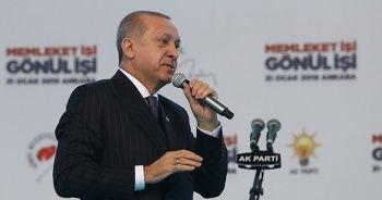 Cumhurbaşkanı Erdoğan'dan Avcılar'a füniküler müjdesi