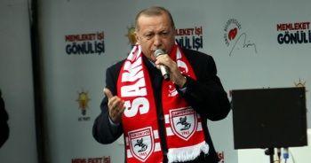 """Cumhurbaşkanı Erdoğan'dan Hatay Belediye Başkanı'na: """"AK Partili olsa bir dakika tutmam"""""""