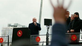 Cumhurbaşkanı Erdoğan'dan İstanbul'da önemli mesajlar