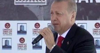 Cumhurbaşkanı Erdoğan 'Mesajı aldık' dedi ve resti çekti: Kıyamete kadar burada olacağız