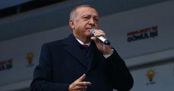 Cumhurbaşkanı Erdoğan: Sandık milli iradenin yıkılmaz kalesidir