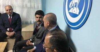 Cumhurbaşkanı Erdoğan, Ülkü Ocakları'nın çay davetine icabet etti