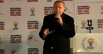 Cumhurbaşkanı Erdoğan: Vatandaşların bizden beklentilerini tek tek not ettik