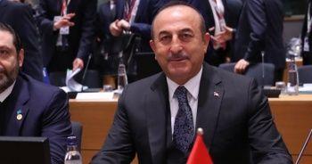 Dışişleri Bakanı Çavuşoğlu: Son aşamaya gelindi