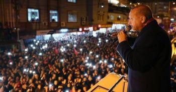 Erdoğan: Bizim vatansever, milliyetperver olmaktan başka gayemiz olamaz