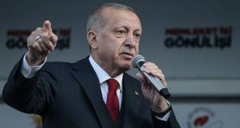 Erdoğan'dan Kılıçdaroğlu ve Akşener'e: Gereken hesabı vereceksiniz