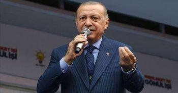 Erdoğan: Demokrasimize asla halel getirmedik