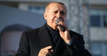 Erdoğan: İmar Barışı'yla 1 milyon 700 bin vatandaşımızın sorununu çözdük
