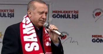 Erdoğan müjdeleri peş peşe sıraladı: Startını buradan veriyorum
