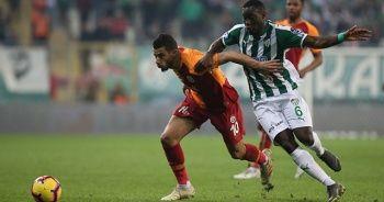 Galatasaray'dan müthiş geri dönüş | Bursaspor 2-3 Galatasaray