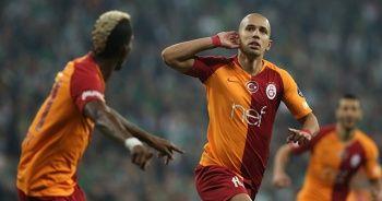 Galatasaray ligdeki yenilmezlik serisini 12'ye çıkardı