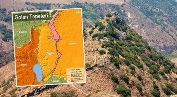 Golan'a evet Kırım'a hayır