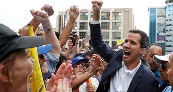 Guaido öncülüğündeki Venezüella muhalefeti trafiği kilitlemeye çalışacak