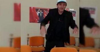 Hayranından Cumhurbaşkanı Erdoğan'a şarkı