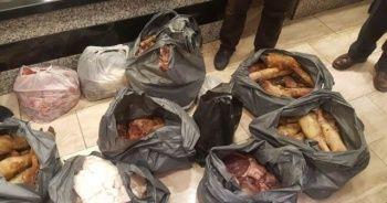 İstanbul'da kaçak et operasyonu: 400 kiloya yakın kaçak ete el konuldu