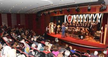 Klasik Türk Müziği Korosu'nda muhteşem konser