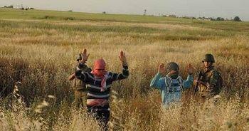 Kuzey Irak'taki kamplardan kaçan PKK'lı 4 terörist teslim oldu