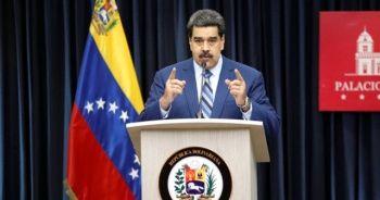Maduro'dan emparyalizm karşıtı yürüyüş çağrısı