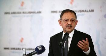 Mehmet Özhaseki'den Yavaş'a 'Bu mafya ağzıdır'