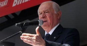 MHP Genel Başkanı Bahçeli: Cumhuriyet'i kuran Cumhur İttifakı korumasını da bilecektir