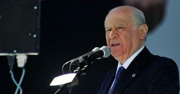 MHP Genel Başkanı Bahçeli'den 'Golan' açıklaması